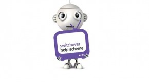 "Can you help spread the word about the ""digital switchover""?"
