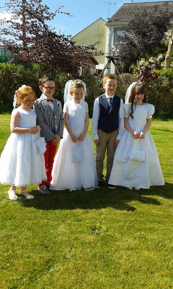 Clonmore Community Website First Holy Communion in Clonmore ...