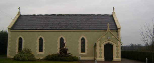 Mass broadcast from Clonmore on Sunday