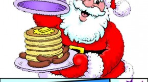 Santa Breakfast hosted by Tiny Stars Playgroup