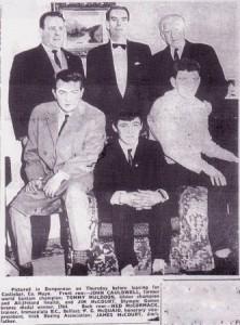 Tommy Muldoon 1966