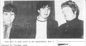 Apple Pullers Ball 1968