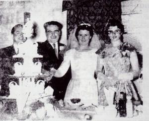 John & Peggy Dynes 1960