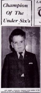 Jim Casey 1966