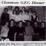Clonmore Dinner 1967