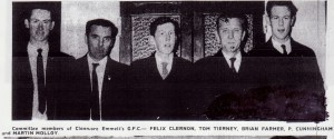 Clonmore Dinner Committee 1967