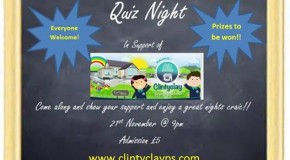 """Save Clintyclay PS Campaign"" Quiz"