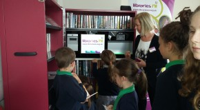 Library in a Box – opening times