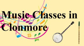 Music lessons available in Clonmore