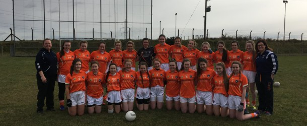 Clonmore represented at Armagh Under 16