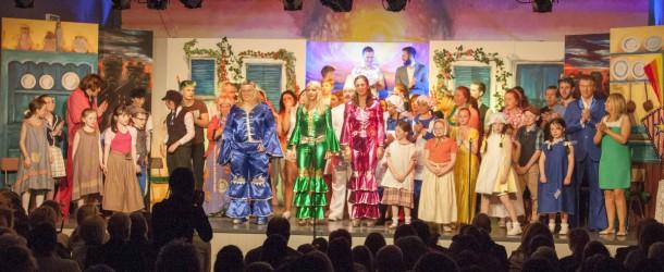 Clonmore's Centenary Show Spectacular a resounding success