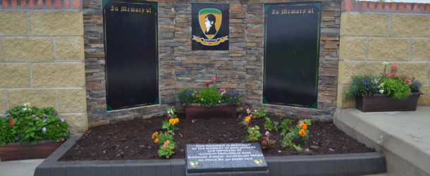 Clonmore Robert Emmets unveil memorial monument to deceased members & players